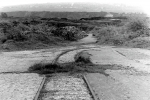 10. The railway line to smelter works, Morriston, This is to the left of photo 9.  Bricks were made from the copper waste.