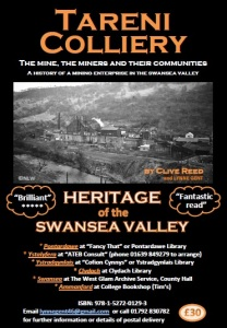 Tareni Colliery Flyer