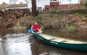 Canoe training (2)