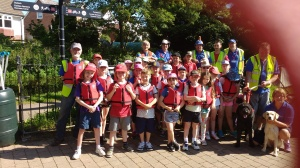 School group canoes (16)